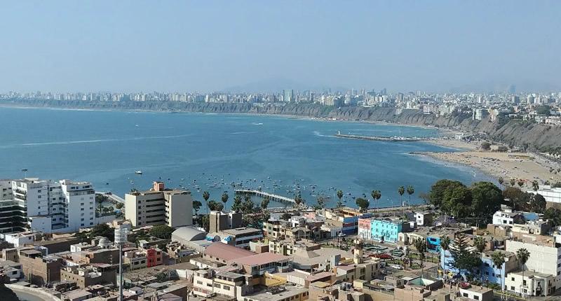Lima Capital Peru