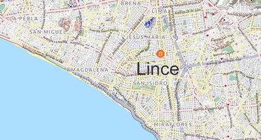 Lince Map
