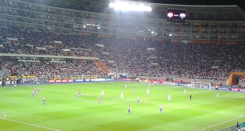 National Stadium Lima Peru