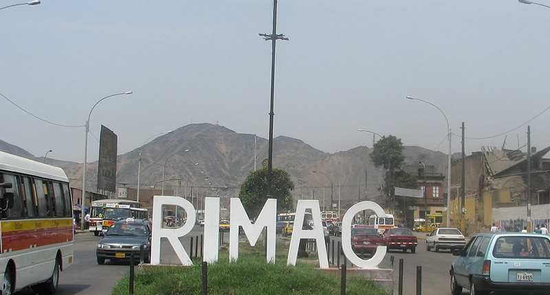 Rímac – bullfighting and happy parties