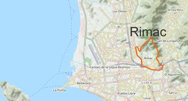 Rimac Map