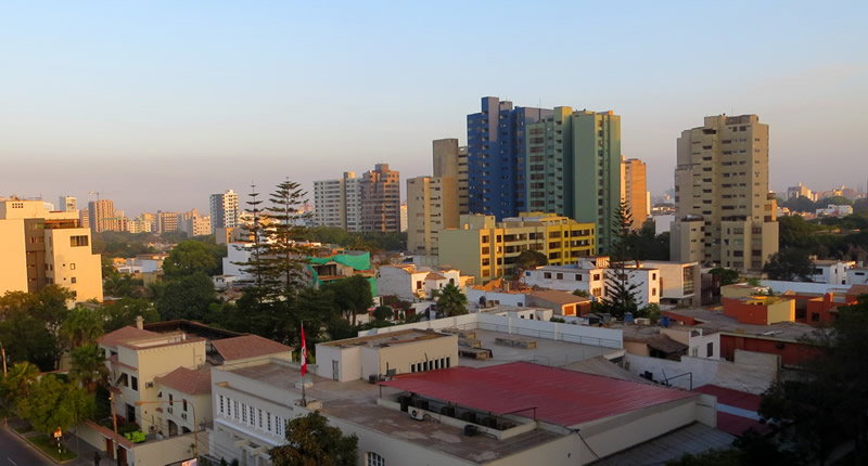 San Isidro – Lima's Garden District and Financial Center