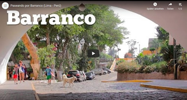 Videos Barranco Lima