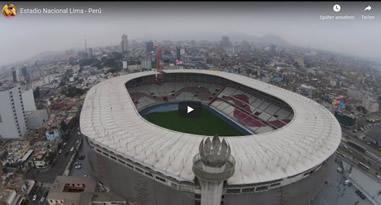Videos Estadio Nacional Peru Lima