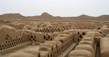 Chan Chan, the clay capital of Chimú