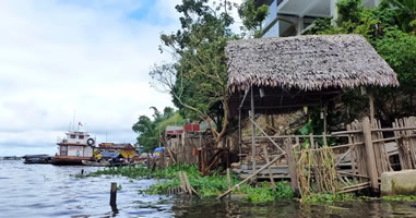 Iquitos – the (almost) unattainable city