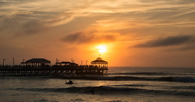 Beach tip Peru: Huanchaco – hip and trendy