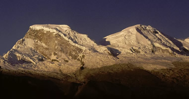 Huascarán: national park and alpine challenge