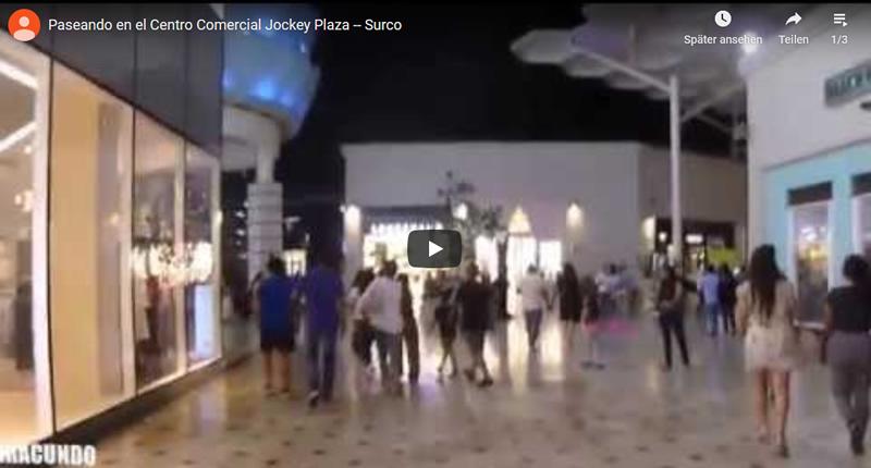 Videos Jockey Plaza