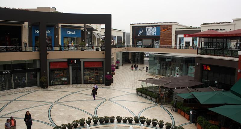 shopping center in Peru Jockey Plaza