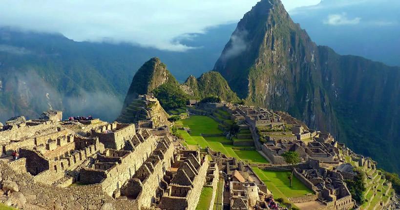Machu Picchu – The city of the Incas