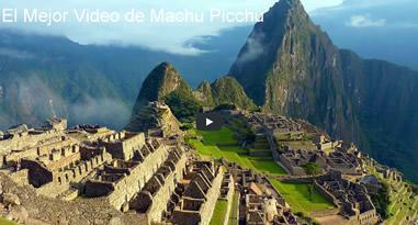 Video Machu Picchu