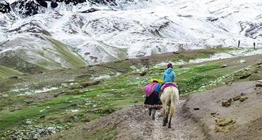 trip through Peru